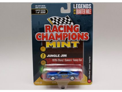 Chevrolet Camaro 1970s Funny Car Jungle Jim 1:64 Racing Champions