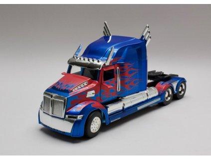 Transformers Western Star 5700 Optimus Prime 1:24 Jada Toys