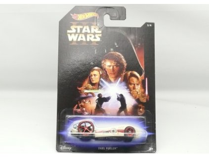 Duel Fueler - Star Wars série 3/8 Hot Wheels