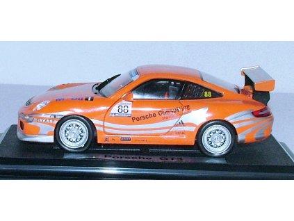 Porsche GT3 # 88 červená 1:24 Cartex