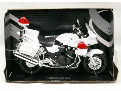 Motocykl Honda CB 1300P Policie 1:12 Joy City