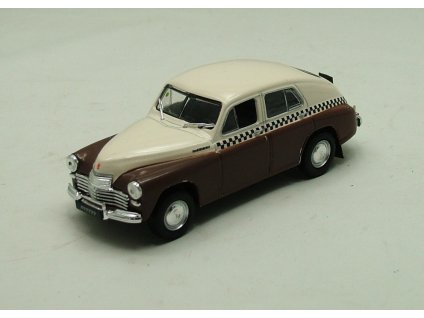 Volha/Gaz M20 1952 taxi SSSR 1:43 Car Selection
