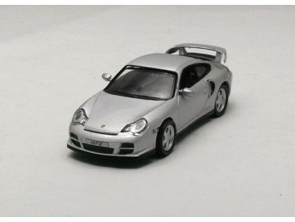 Porsche 911 GT2 2000 stříbrná 1:43 Collection 711