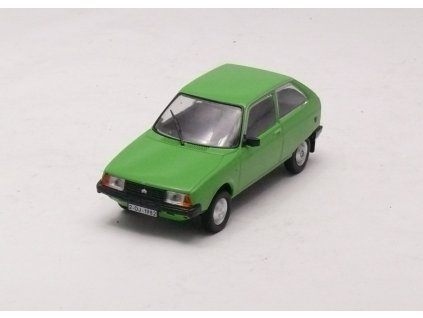 Olcit Club1989 zelená 1:43 Car Selection