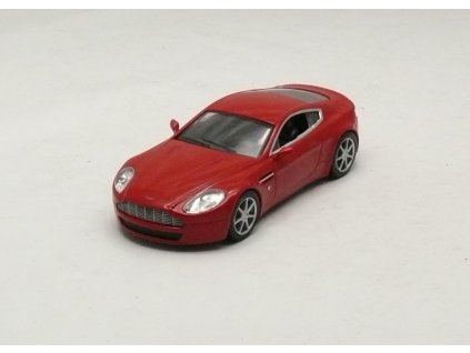 Aston Martin V8 Vantage červená 1:43 Car Selection
