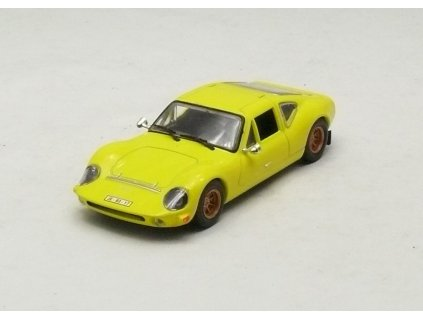 Melkus RS 1000 1969 žlutá 1:43 Car Selection