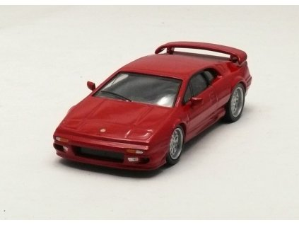 Lotus Esprit V8 1976 červená 1:43 Car Selection