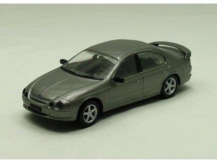 Ford Falcon AU XR8 2000 met šedá 1:43 Car Selection