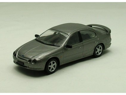 Ford Falcon AU XR8 2000 met šedá 1:43 Car Selection