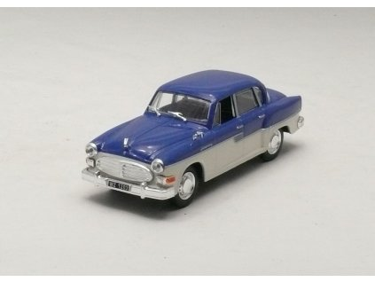 Sachsenring P 240 1955 modro - bílá 1:43 Car Selection