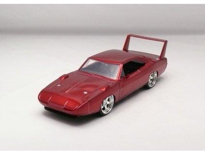Dodge Charger Daytona 1969 Rychle a zb.6 1:24 Jada Toys