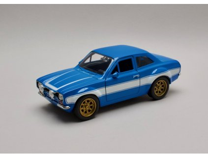 Ford Escort RS 2000 MK1 Brian`s Rychle a zb 1:24 Jada Toys