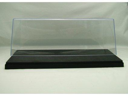 Vitrína plastová 1:18 PC Box 340x160x110mm