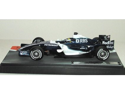 Williams F1 2006 Fastest Lap Bahrain 1:18 Hot Wheels