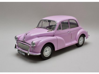 Morris Minor 1000 Saloon 1960 šeříková 1:12 Sun Star
