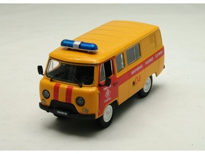 UAZ 3909 Emergency Sevice 1:43 Car Selection