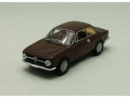 Alfa Romeo 1300 Junior 1969 hnědá 1:43 Car Selection