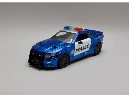 Transformers Barricade Police Car 1:24 Jada Toys