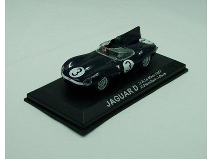 Jaguar D 24h Le Mans 1957 # 3 1:43 MCW