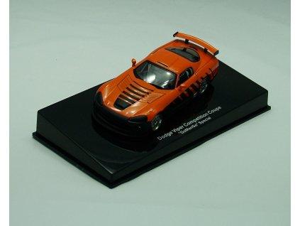 Dodge Viper Competition Coupé GoManGo oranžová 1:43 Auto Art