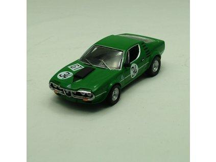Alfa Romeo Montreal Nurburgring 1973 # 34 1:43 M4