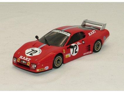 Ferrari BB 512 Le Mans 1982 # 72 1:43 IXO FER016