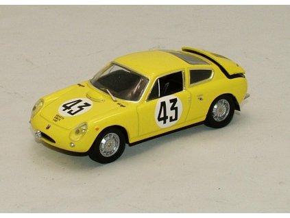 Simca Berlinette Abarth1300 Le Mans1962 # 43 1:43 IXO LMC147
