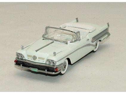 Buick Speciál 1958 Convertible bílá 1:43 Vitesse