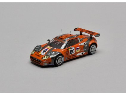 Spyker C8 Spyder GT2-R #86 Le Mans 2007 červená 1:43 IXO