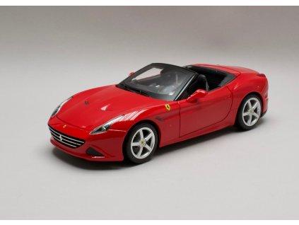Ferrari California T 2016 Convertible červená 1:18 Maisto
