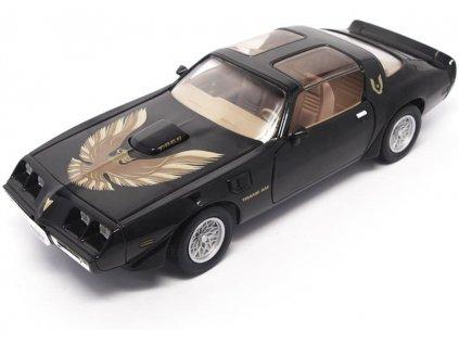 Pontiac Firebird TransAm 1979 černá zlatá 1 18 Lucky Die Cast 92378 01