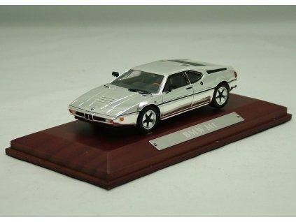 BMW Mi 1978 chrom 1:43 DeAgostini