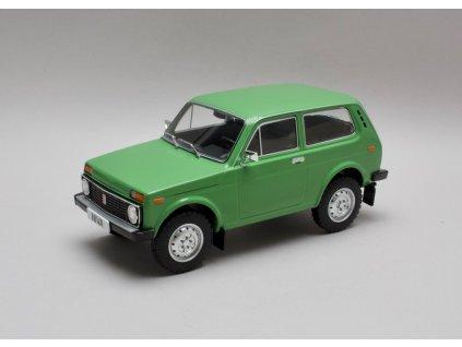 Lada Niva 1600 1976 zelená 1:18 MCG