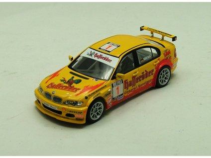 BMW 320i Deutsche 2004 DMSB # 1 1:43 Minichamps
