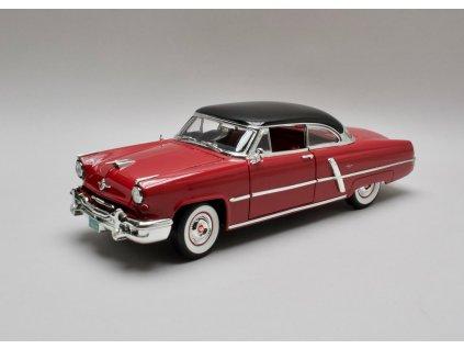 Lincoln Capri 1952 vínová-černá střecha 1:18 Lucky Die Cast