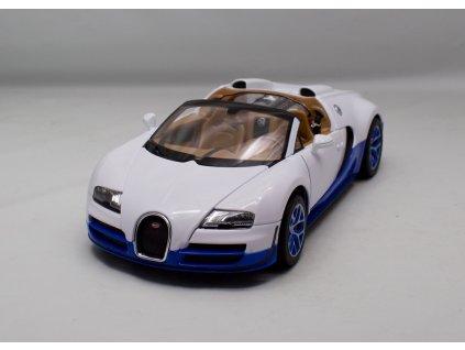 Bugatti 16.4 Grand Sport Vitesse 2014 bilo modra 1 18 Rastar 43900 01