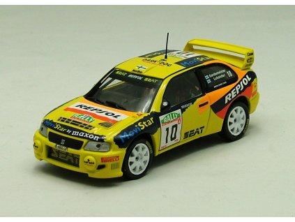 Seat CordobaWRC 1999 # 10 1:43 Champion