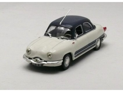 Panhard Dyna Grand Standing 1958 1:43 Champion