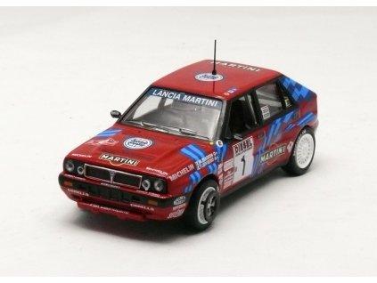 Lancia Delta Integrale 16V # 1 Sanremo 1989 1:43 Champion