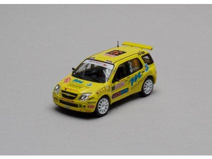 Suzuki Ignis S1600 # 37 Monte Carlo 2005 1:43 Champion