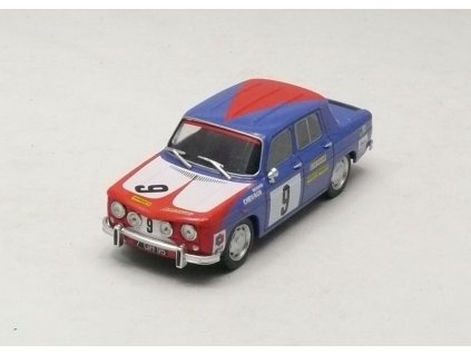 Renault 8 Gordini 1968 # 9 1:43 Car Selection