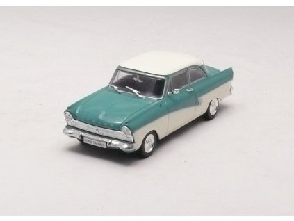 Ford Taunus 17M zeleno - béžová 1:43 Car Selection