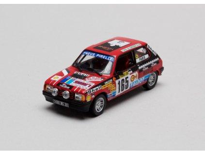 Talbot Samba Rallye # 165 Monte Carlo 1984 1:43 Champion