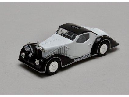 Voisin C27 Aérosport 1934 bílo-černá 1:43 Champion