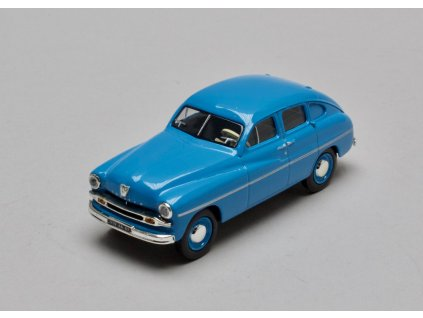 Ford Abeille 1954 modrá 1:43 Silido