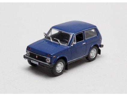 Vaz - Lada Niva 1600 modrá 1:43 Car Selection