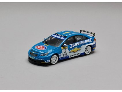 Chevrolet Cruze LT BTCC Champion 2010 1:43 Atlas