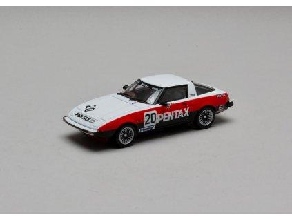 Mazda RX-7 # 20 BTCC Champion 1980 1:43 Atlas