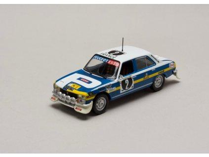 Peugeot 504 TI # 2 Safari Rally 1976 1:43 Champion
