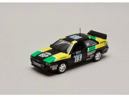 Audi Quattro #15 Tour de Corse 1981 1:43 Champion